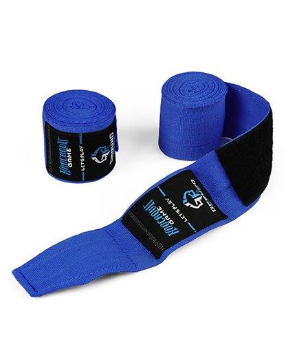 """Boxerské bandáže """"Classic"""" modré"""