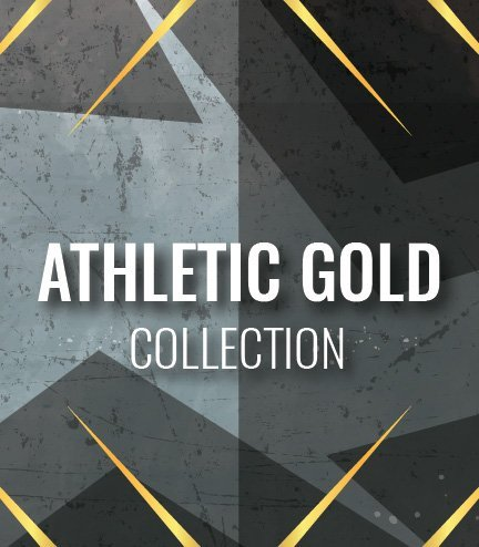 "Kolekce ""Athletic Gold"""