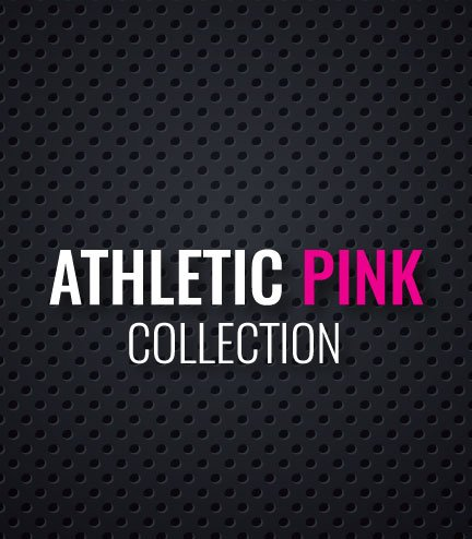 "Kolekce Ground Game ""Athletic"" Pink"
