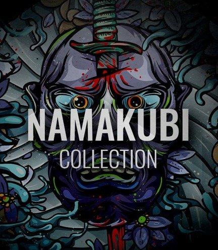 "Kolekce  Ground Game ""Namakubi"""