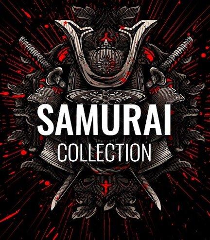 """Kolekce  Ground Game """"Samurai Mask"""""""