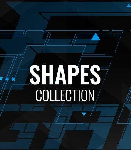"""Kolekce Ground Game  """"Shapes"""""""