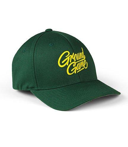 """Kšiltovka Ground Game """"Tag"""" Zelená"""