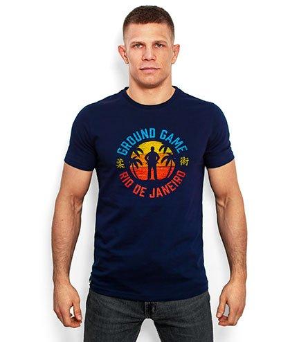 """Pánské tričko Ground Game """"Rio de Janeiro"""""""