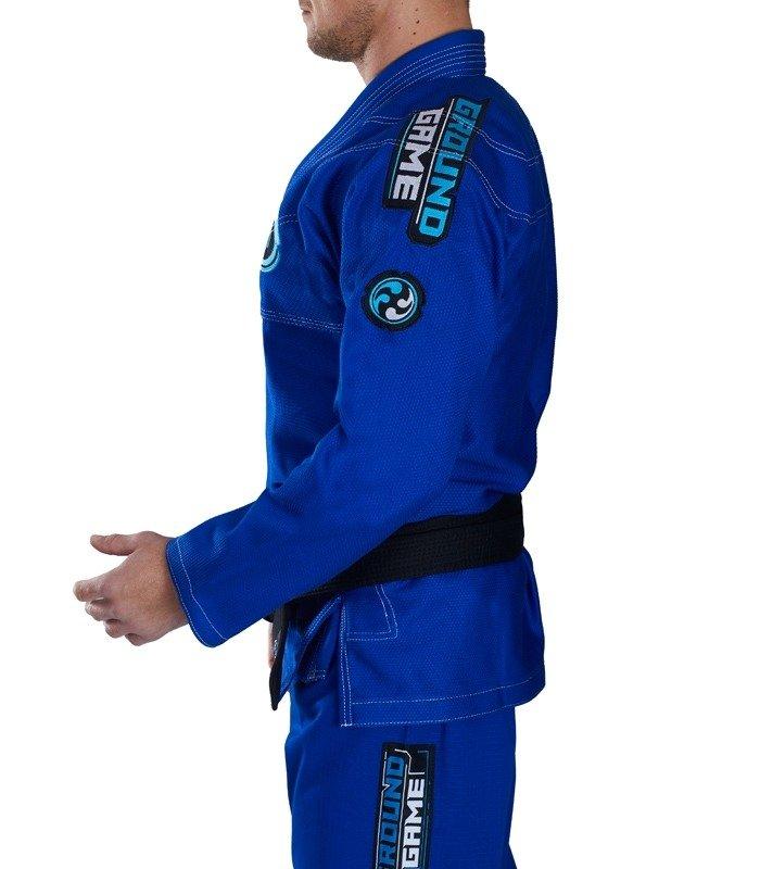 """Kimono Gi BJJ """"Balance 2"""" (Modré)"""