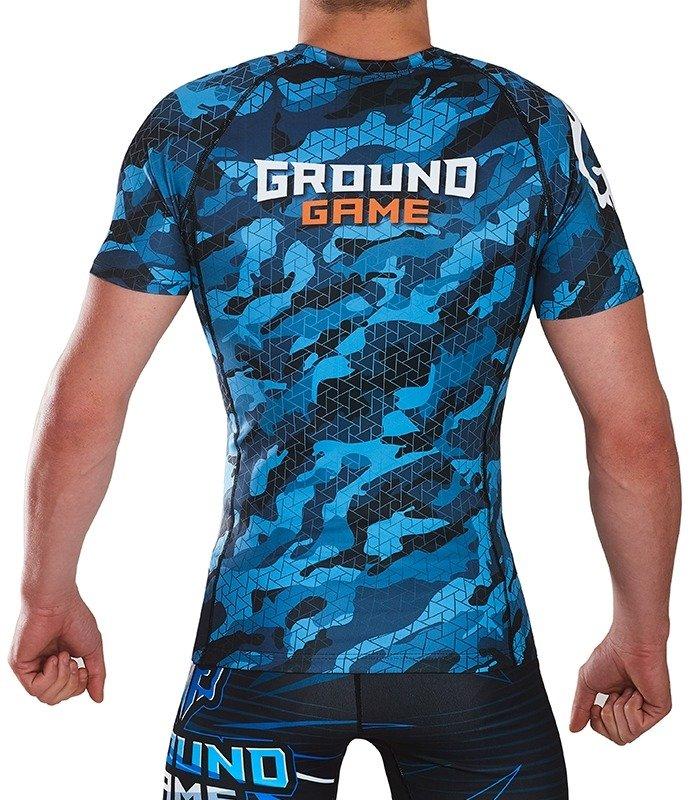 "Rashguard Ground Game ""Warmachine"""