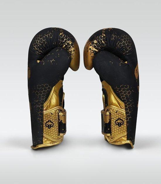 "Boxerské rukavice Ground Game  ""Cage Gold"" 12 oz"