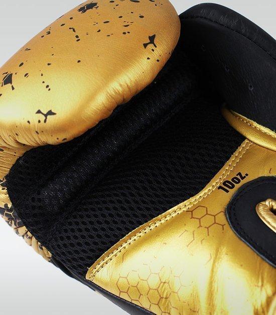 "Boxerské rukavice Ground Game  ""Cage Gold"" 14 oz"