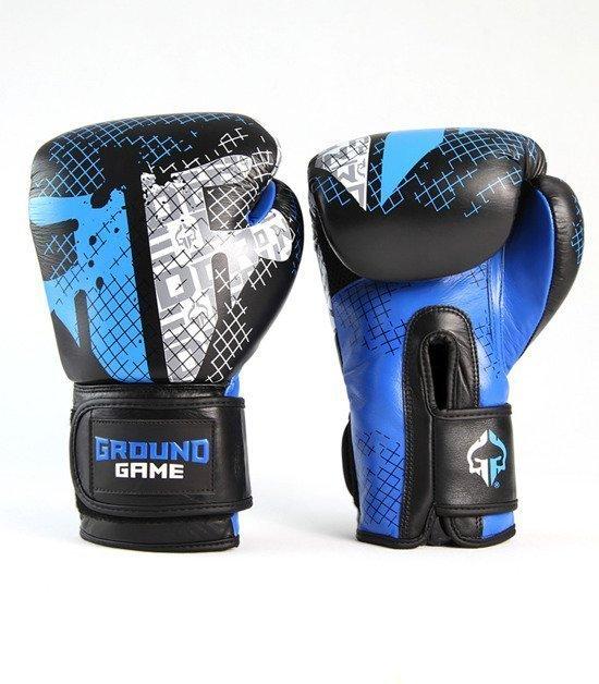 """Boxerské rukavice PRO Ground Game """"Cage"""" 14 oz"""