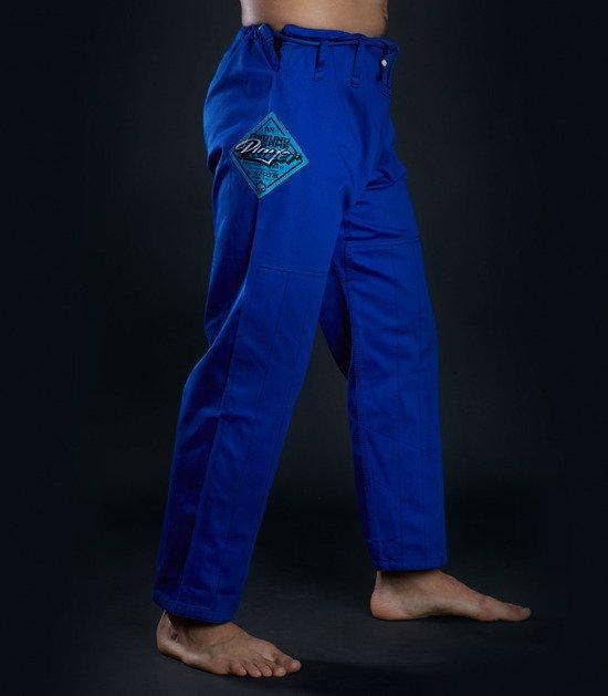 "Kimono Gi BJJ  Ground Game ""Player"" (Modré)"