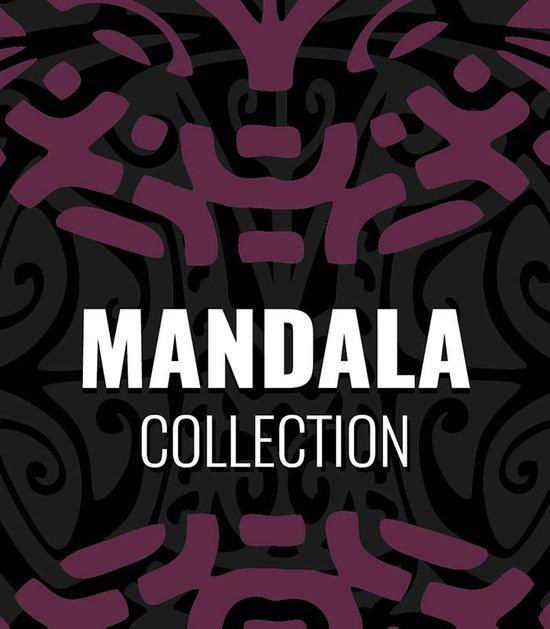 "Kolekce Ground Game ""Mandala"" Purple"