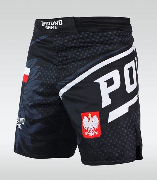 """Kraťasy MMA Ground Game """"Polsko"""""""