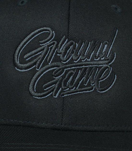 """Kšiltovka Ground Game """"Tag Shadow"""" Černá"""