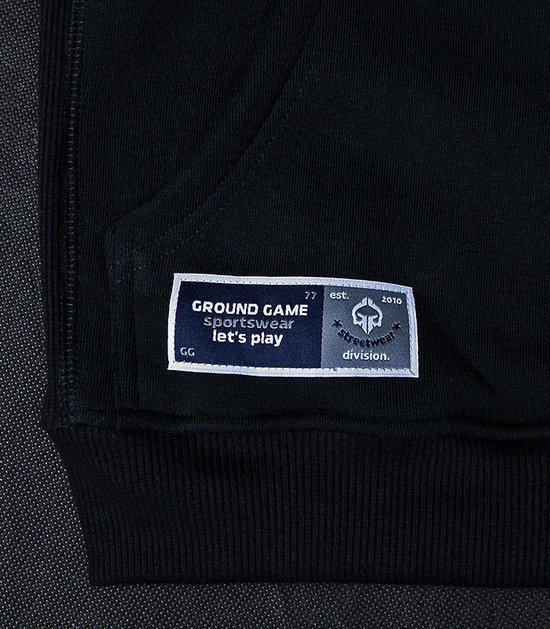 """Pánská mikina s kapucí Ground Game  """"Mini Logo 2"""""""