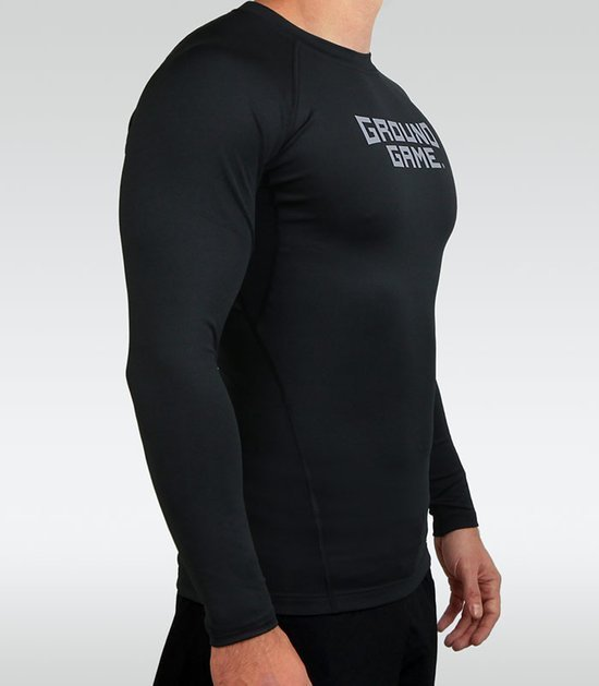 "Rashguard Ground Game ""Athletic Shadow"" dlhý rukáv"