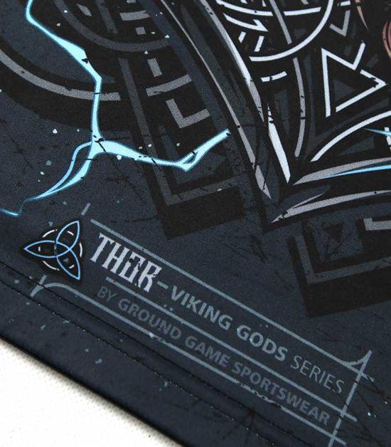 """Rashguard Ground Game """"Thor"""" krátky rukáv"""