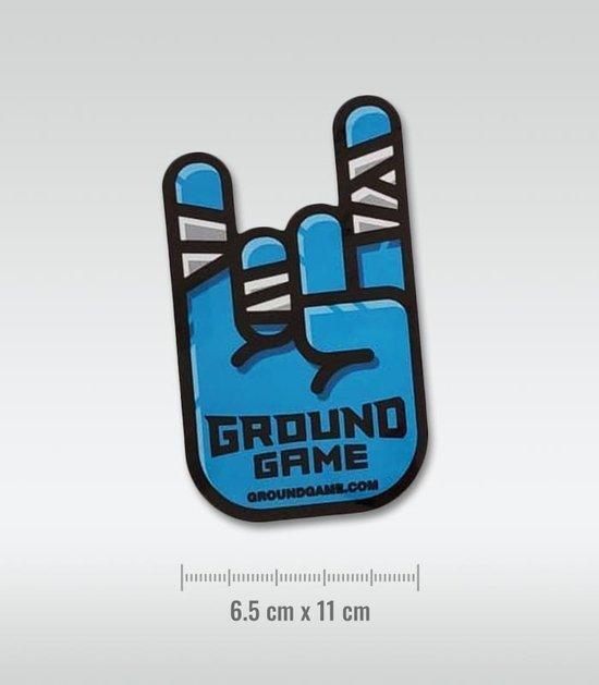 Samolepky Ground Game - 11 ks