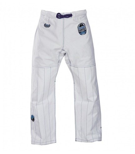 BJJ GI Pants Ripstop (White)