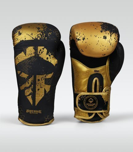 """Boxing Gloves """"Cage Gold"""" 10 oz"""