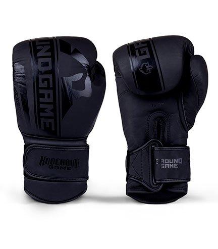 """Boxing Gloves """"Stripe Black"""""""