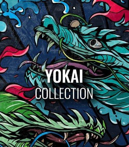 """Collection """"Yokai"""""""