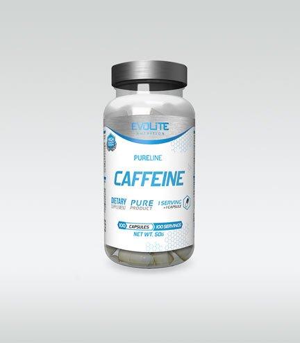 Evolite Caffeine 200 mg 100 caps