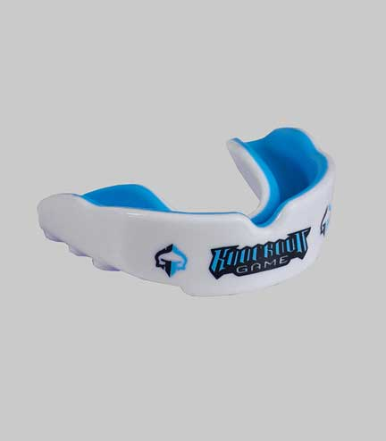"Mouth Guard ""Knockout Game"" (White)"