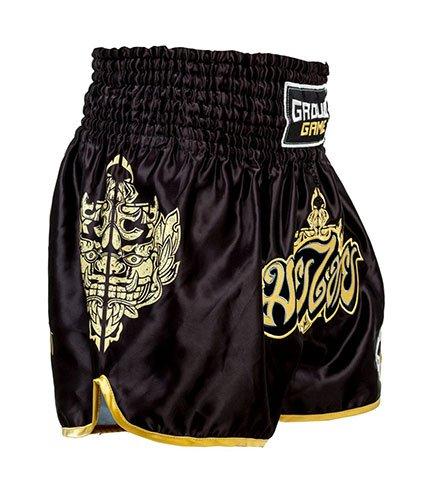 "Muay Thai Shorts ""Gold"""