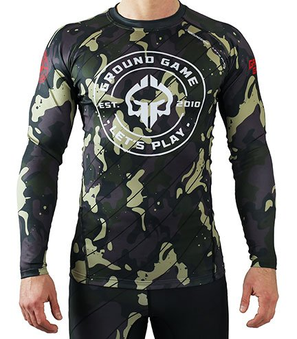 "Rashguard ""Moro 3.0"" long sleeve"