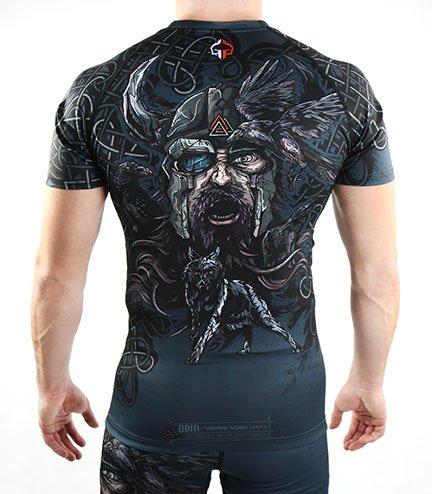 "Rashguard ""Odin"" short sleeve"
