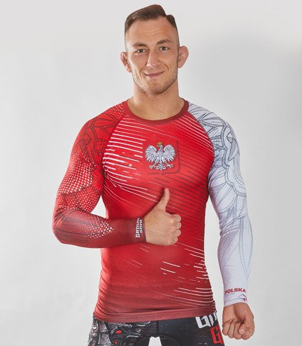 "Rashguard ""Patriot 2"" long sleeve"