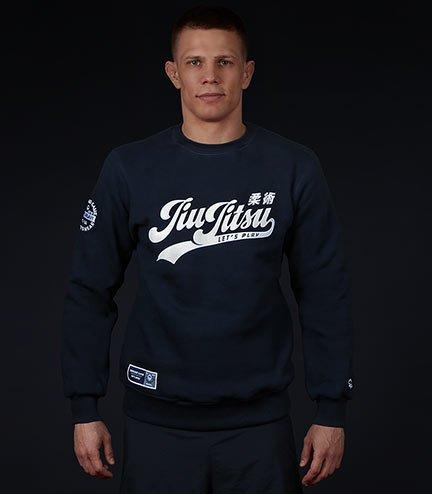 """Sweatshirt """"Jiu Jitsu"""""""