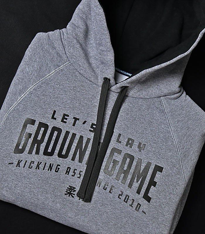 "Hoodie ""Ground Game"""