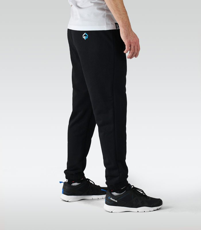 "Sweatpants ""Vinted"" Black"