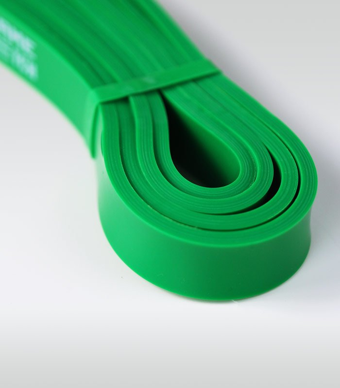 Training / resistance Power Band (Green, 22 mm, 12-30 kg)