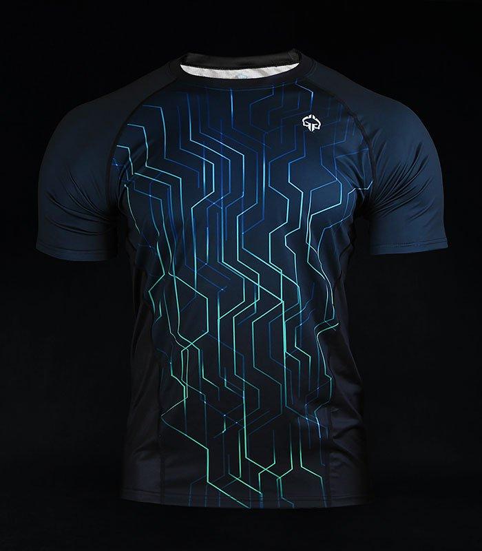 """Training t-shirt """"Virus"""""""