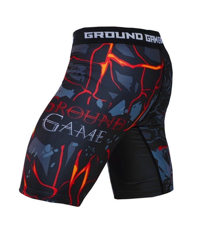 "Vale Tudo Shorts ""Sweat and Tears"""