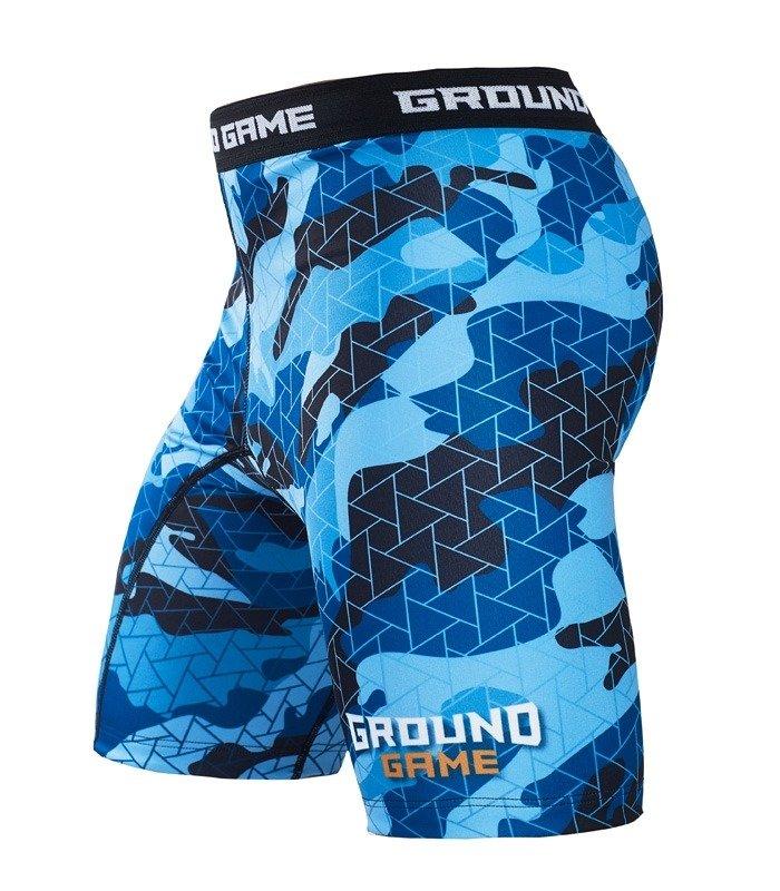 """Vale Tudo Shorts """"Warmachine"""""""