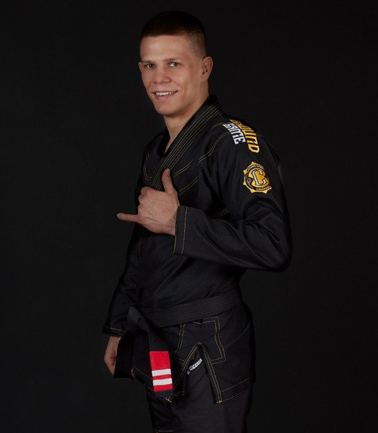 "BJJ GI ""Champion 2.0"" (Black)"