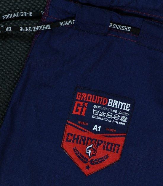 "BJJ GI ""Champion 2.0"" (Navy)"
