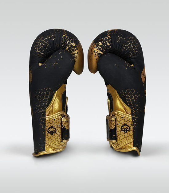 "Boxing Gloves ""Cage Gold"" 16 oz"