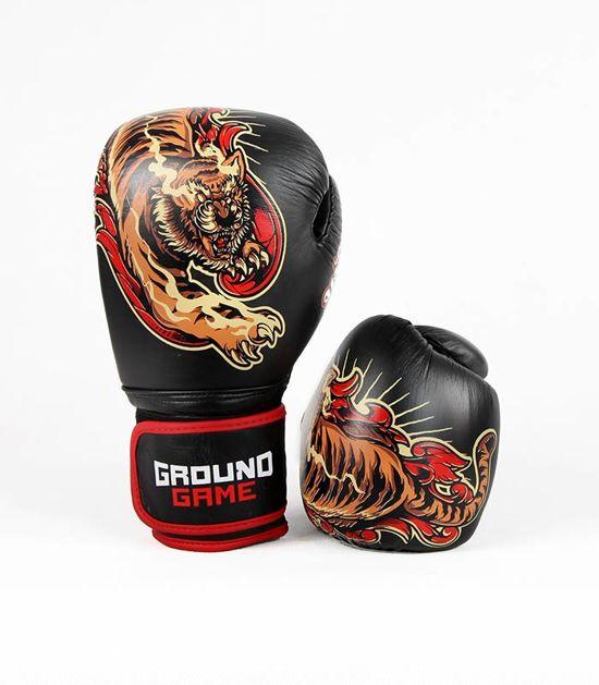 "Boxing Gloves PRO ""Red Tiger"" 14 oz"