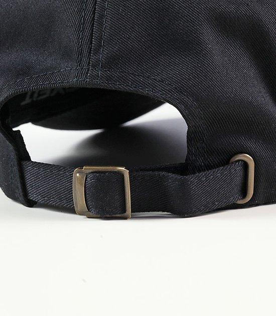 "Cap ""Mini Logo"" Black"