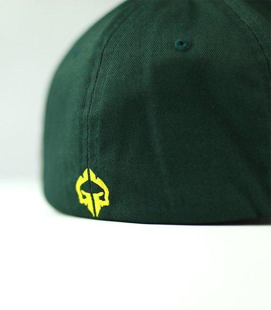 """Cap """"Tag"""" Green"""