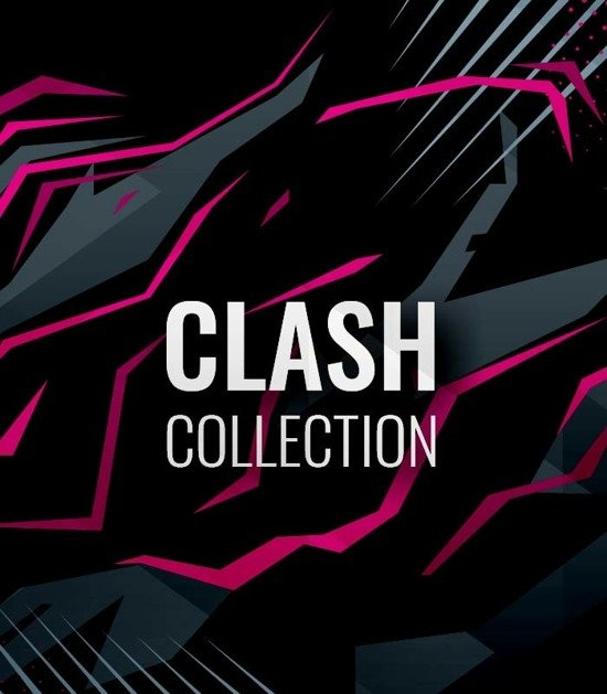 "Collection ""Clash"""