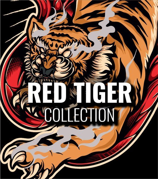 """Collection """"Red Tiger"""""""