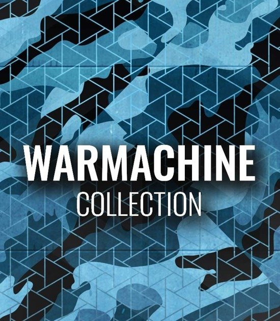"""Collection """"Warmachine"""""""