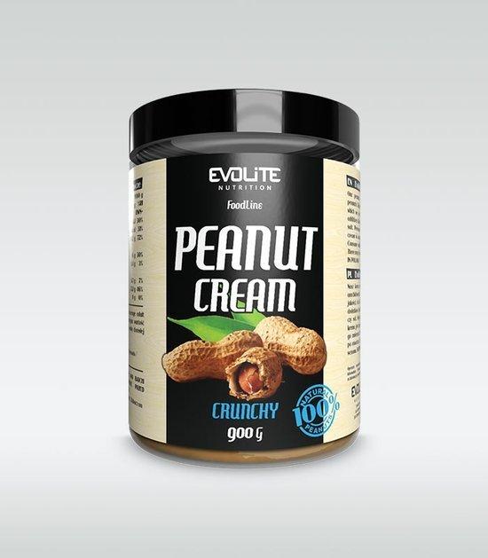 Evolite Peanut Cream Crunchy 900g
