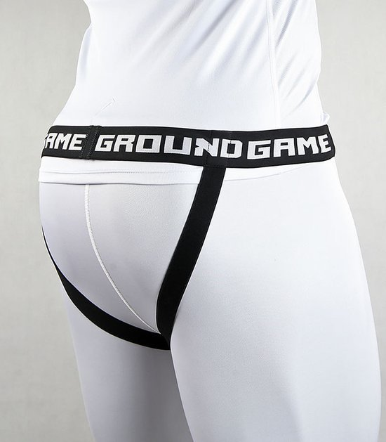 """Groin Guard """"Ground Game Pro"""" pants"""