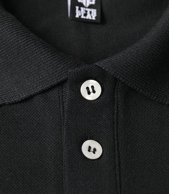 """Jiteiro"" Polo Black"
